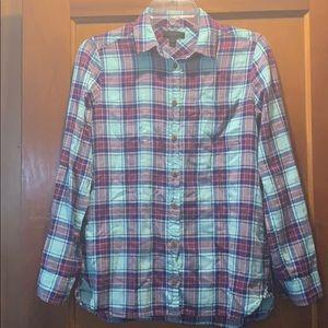 JCrew flannel 2
